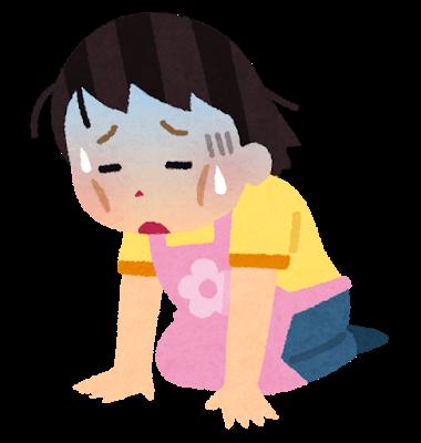 育児中の孤独感